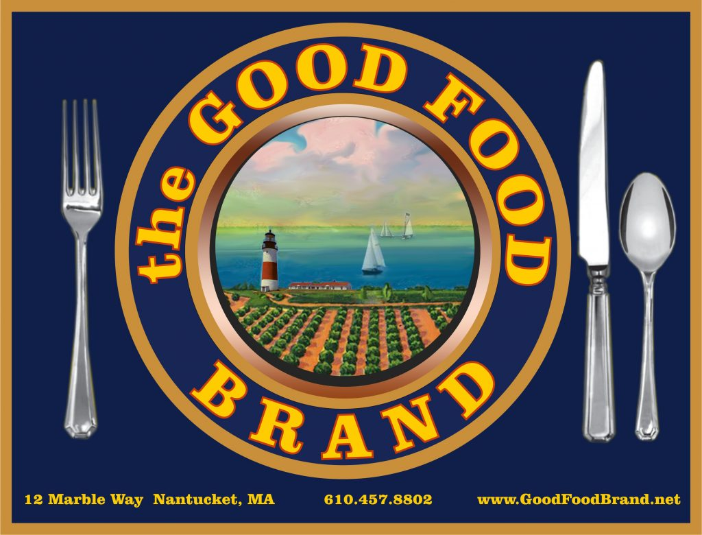 Good Food Brand Logo